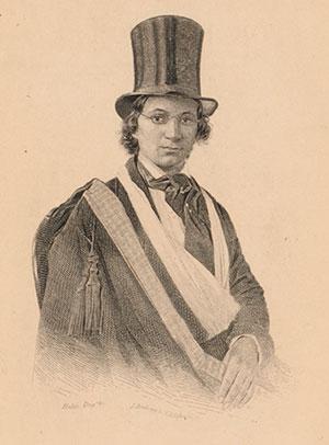 Portrait of Ellen Craft