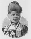 Portrait of Ida B. Wells-Barnett