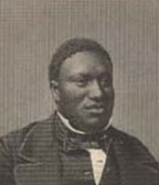 Portrait of Samuel Ringgold Ward