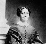 Portrait of Sarah Parker Remond